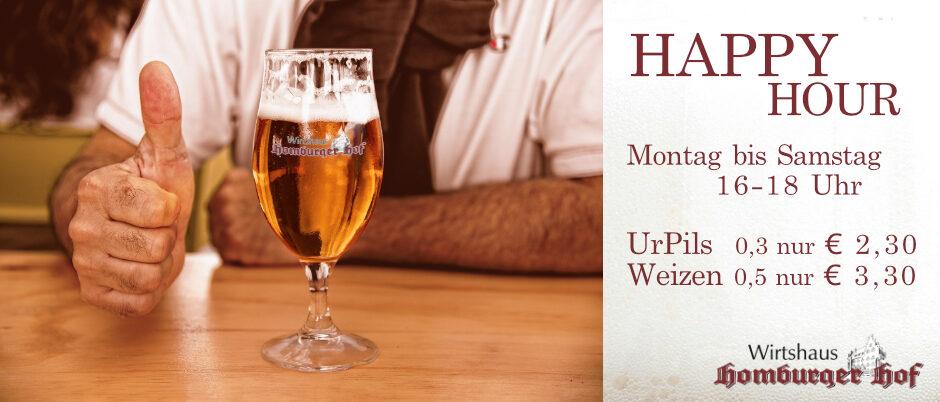 Homburger Hof - Happy Hour